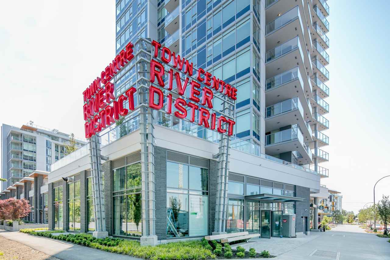 Main Photo: 803 8538 RIVER DISTRICT Crossing in Vancouver: Champlain Heights Condo for sale (Vancouver East)  : MLS®# R2283305