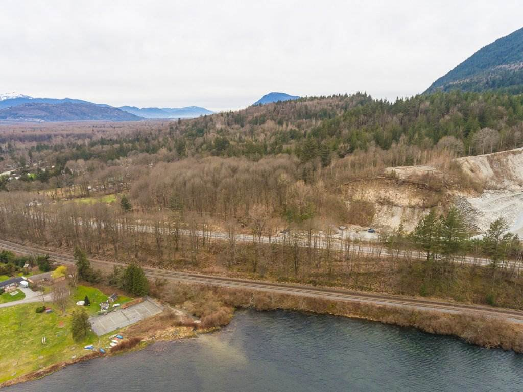Main Photo: 43795 LOUGHEED Highway in Mission: Lake Errock Land for sale : MLS®# R2301815