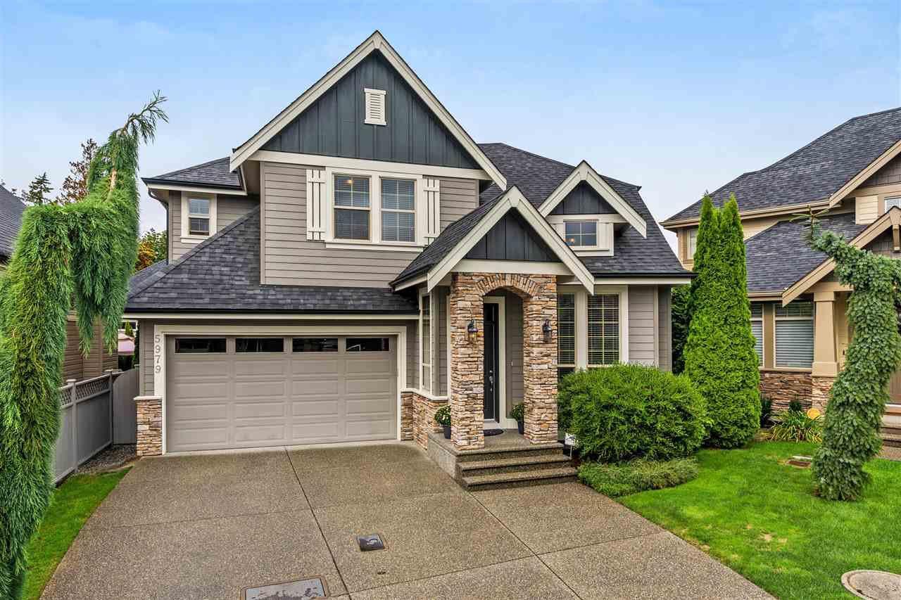 "Main Photo: 5979 163B Street in Surrey: Cloverdale BC House for sale in ""Westridge Estates"" (Cloverdale)  : MLS®# R2306028"
