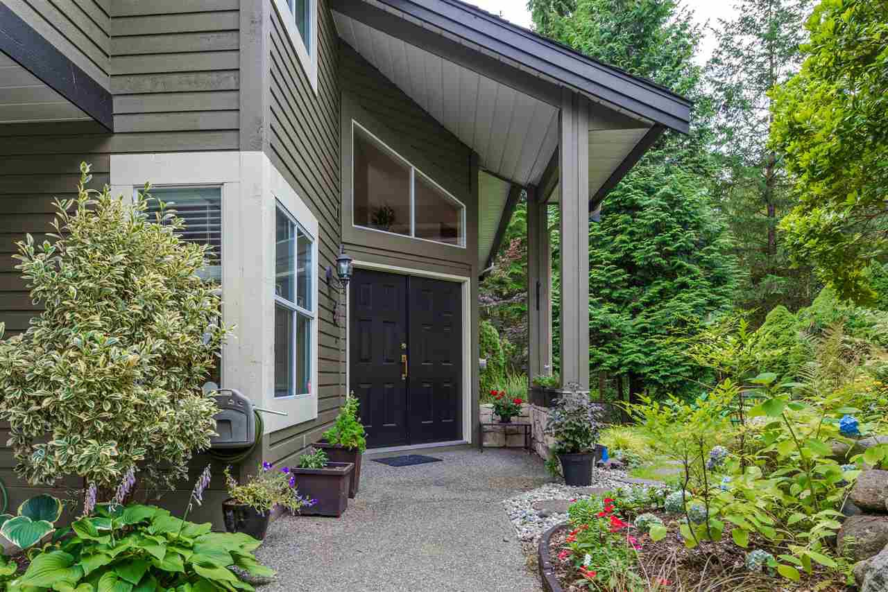 """Main Photo: 21 1900 INDIAN RIVER Crescent in North Vancouver: Indian River Townhouse for sale in """"Tiffany Pines"""" : MLS®# R2335588"""