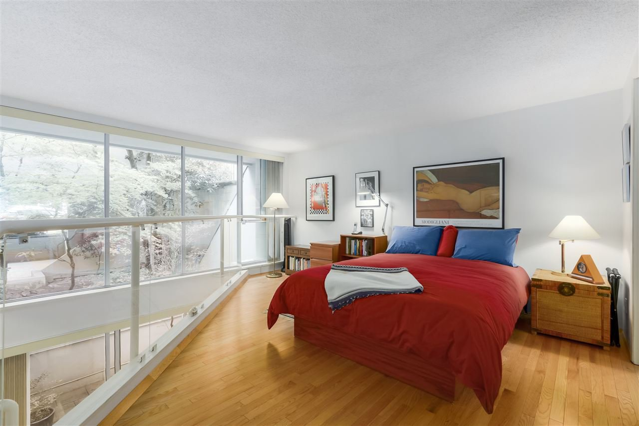 Photo 13: Photos: 1033 W 8TH Avenue in Vancouver: Fairview VW Townhouse for sale (Vancouver West)  : MLS®# R2357973
