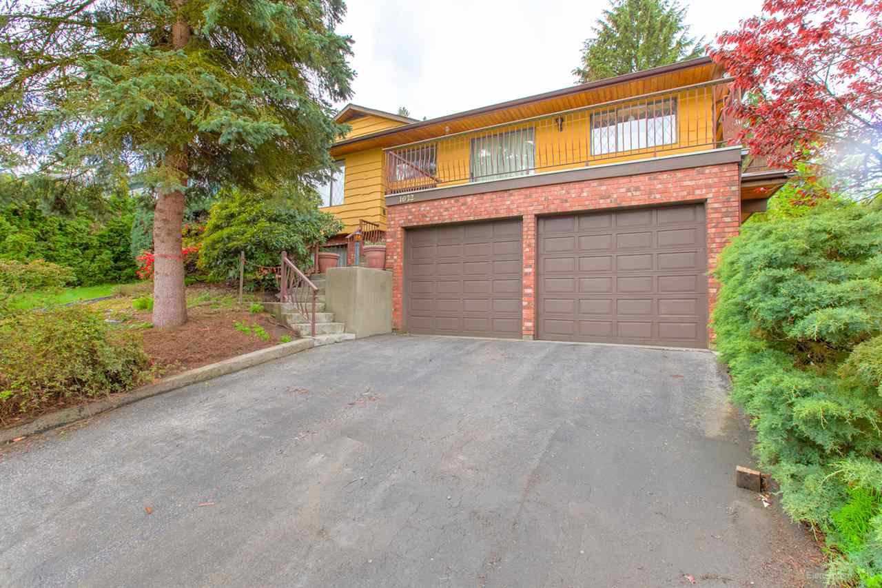 "Main Photo: 1022 OGDEN Street in Coquitlam: Ranch Park House for sale in ""Ranch Park"" : MLS®# R2361748"