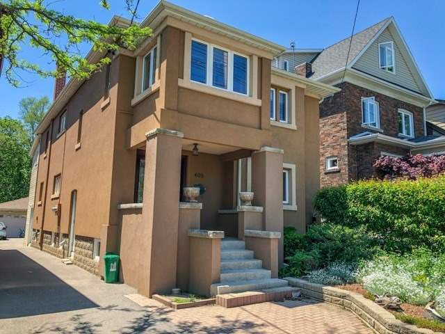 Main Photo: Upper 408 Runnymede Road in Toronto: Runnymede-Bloor West Village House (2-Storey) for lease (Toronto W02)  : MLS®# W4489845