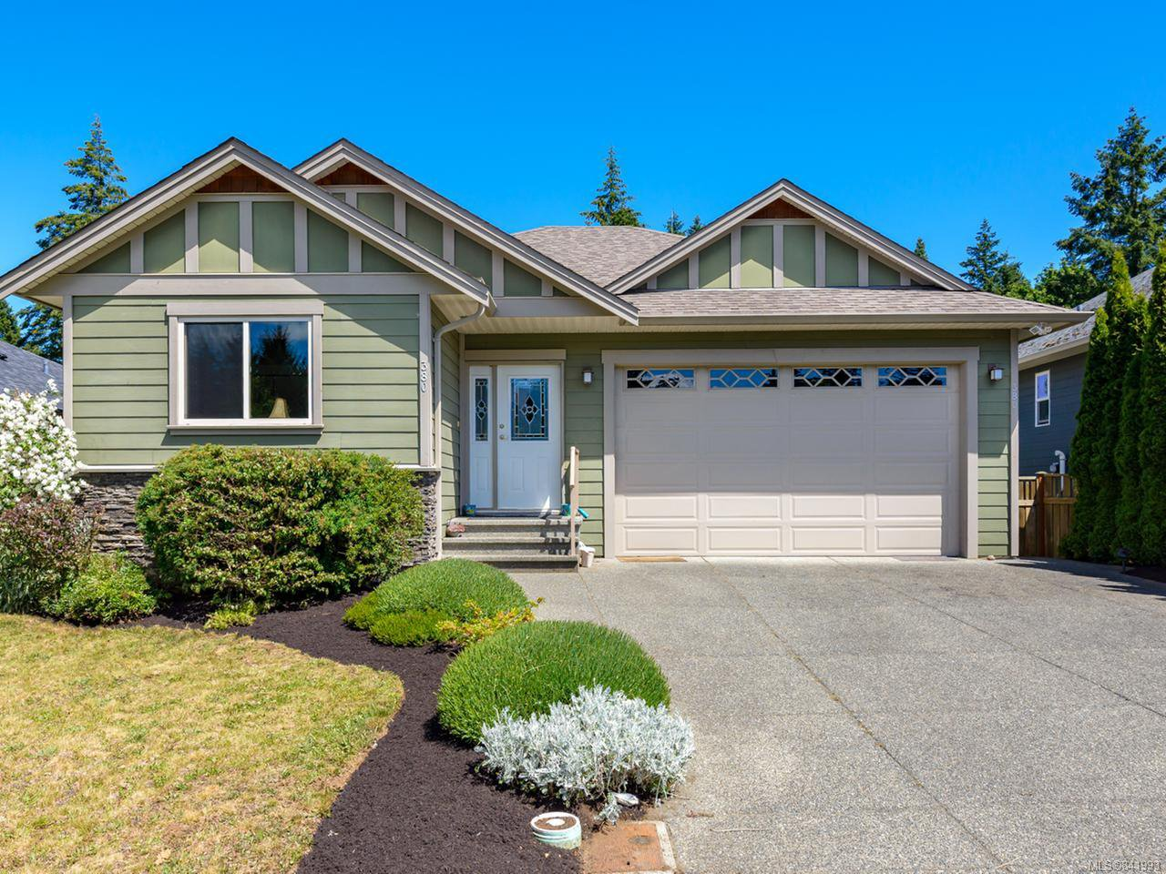 Main Photo: 380 Forester Ave in COMOX: CV Comox (Town of) Single Family Detached for sale (Comox Valley)  : MLS®# 841993