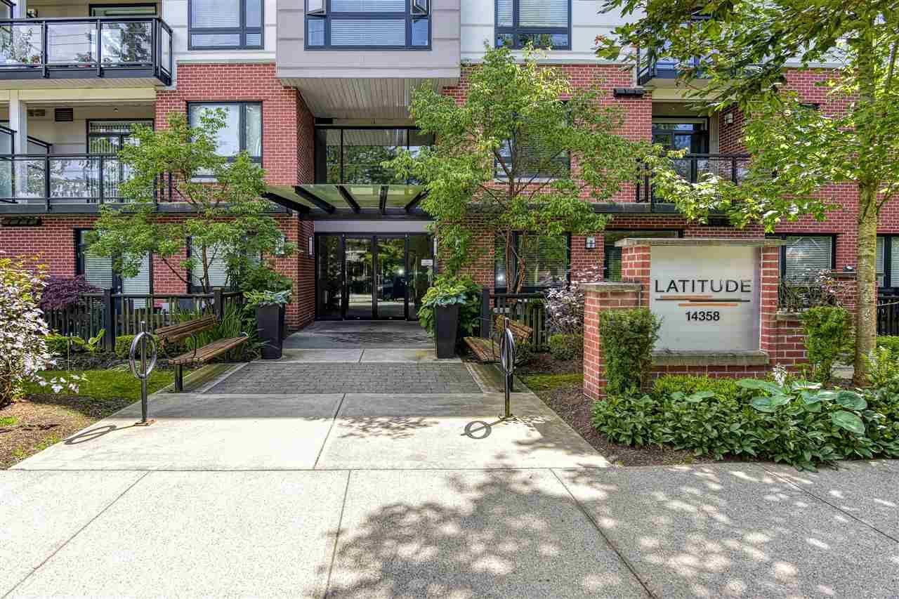 Main Photo: 214 14358 60 Avenue in Surrey: Sullivan Station Condo for sale : MLS®# R2469807