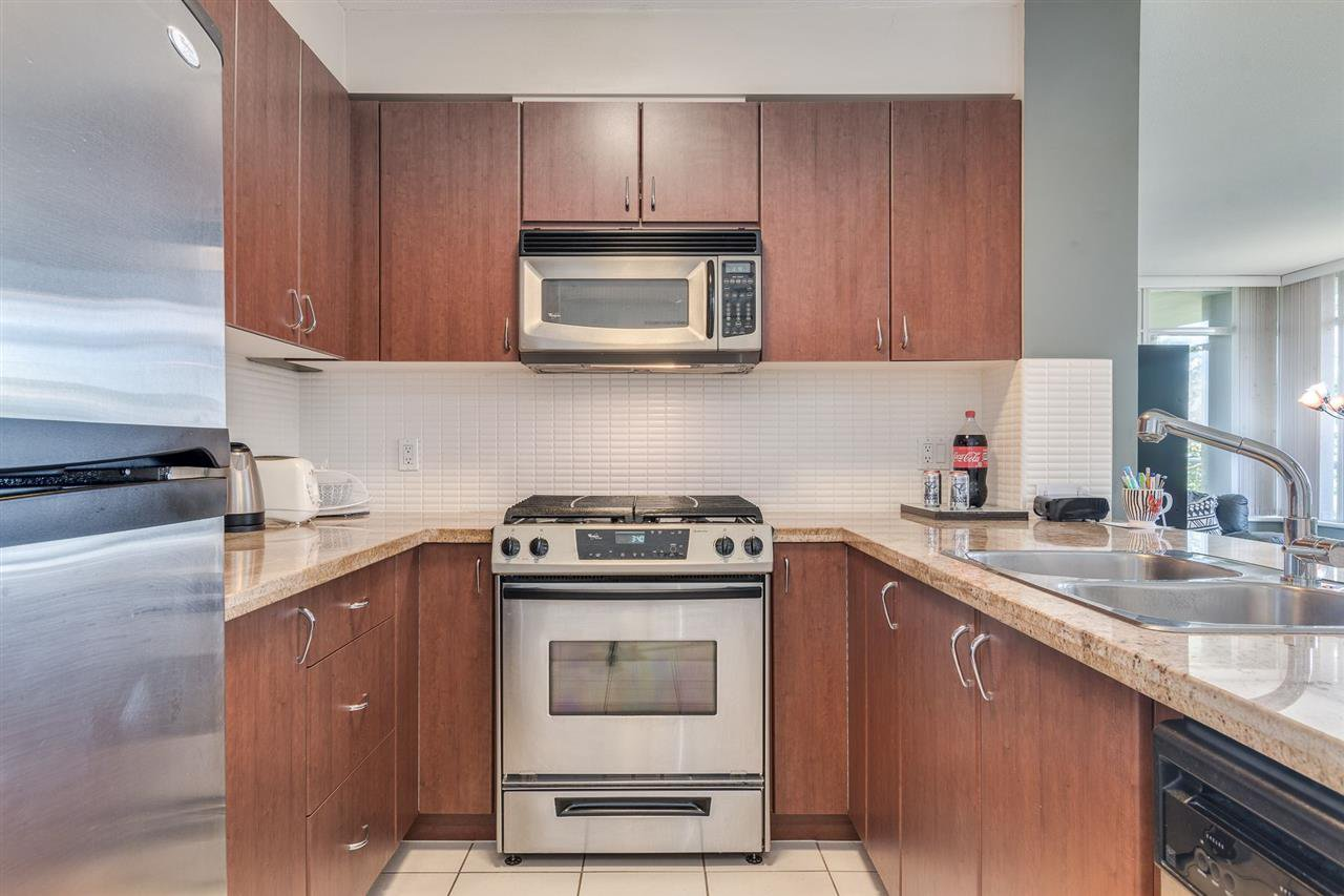 """Photo 12: Photos: 610 9266 UNIVERSITY Crescent in Burnaby: Simon Fraser Univer. Condo for sale in """"Aurora"""" (Burnaby North)  : MLS®# R2471513"""