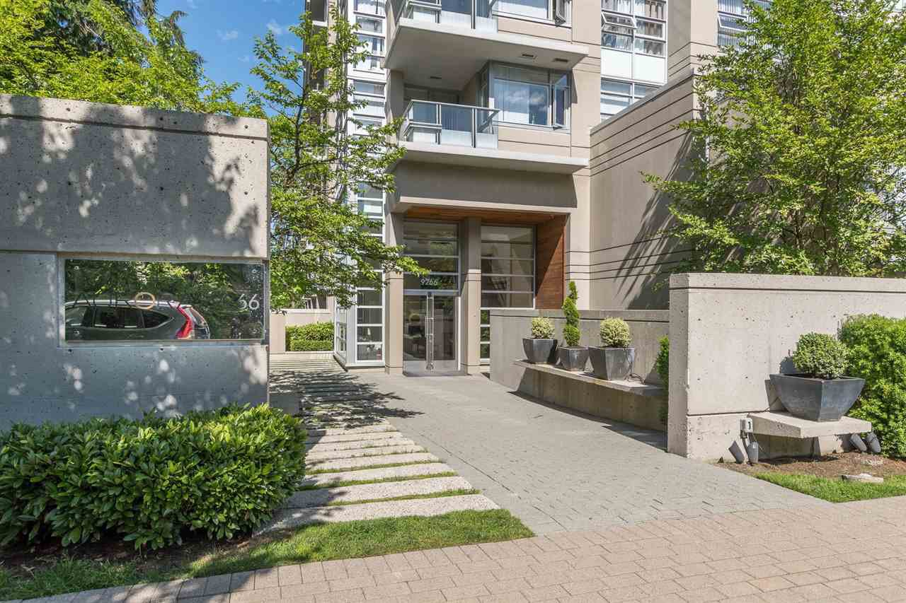 """Photo 2: Photos: 610 9266 UNIVERSITY Crescent in Burnaby: Simon Fraser Univer. Condo for sale in """"Aurora"""" (Burnaby North)  : MLS®# R2471513"""