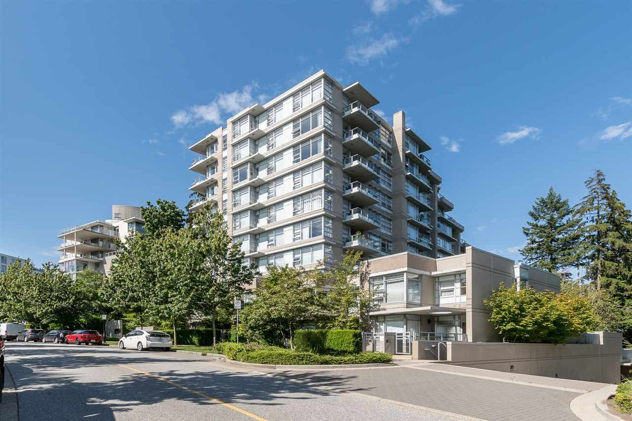 """Photo 1: Photos: 610 9266 UNIVERSITY Crescent in Burnaby: Simon Fraser Univer. Condo for sale in """"Aurora"""" (Burnaby North)  : MLS®# R2471513"""
