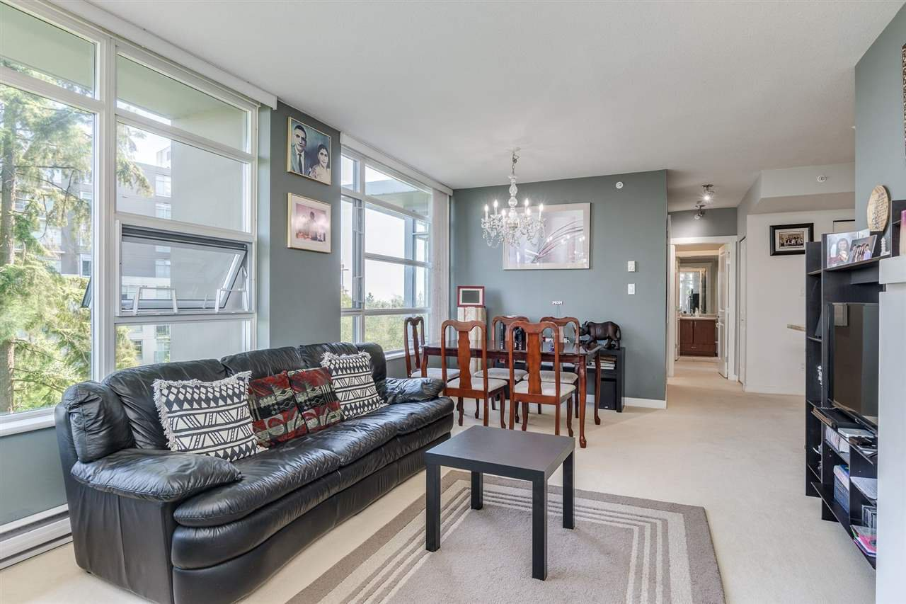 """Photo 8: Photos: 610 9266 UNIVERSITY Crescent in Burnaby: Simon Fraser Univer. Condo for sale in """"Aurora"""" (Burnaby North)  : MLS®# R2471513"""