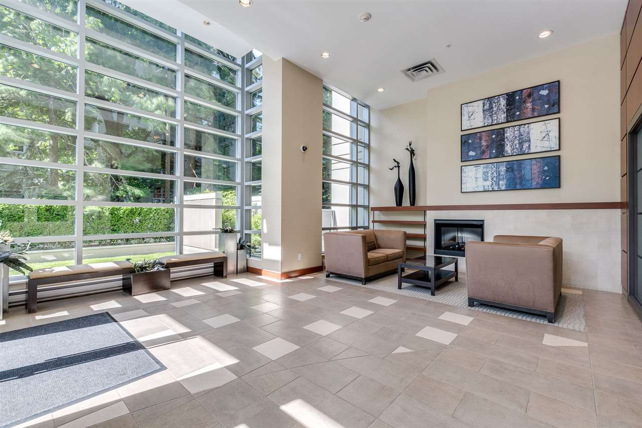 """Photo 3: Photos: 610 9266 UNIVERSITY Crescent in Burnaby: Simon Fraser Univer. Condo for sale in """"Aurora"""" (Burnaby North)  : MLS®# R2471513"""