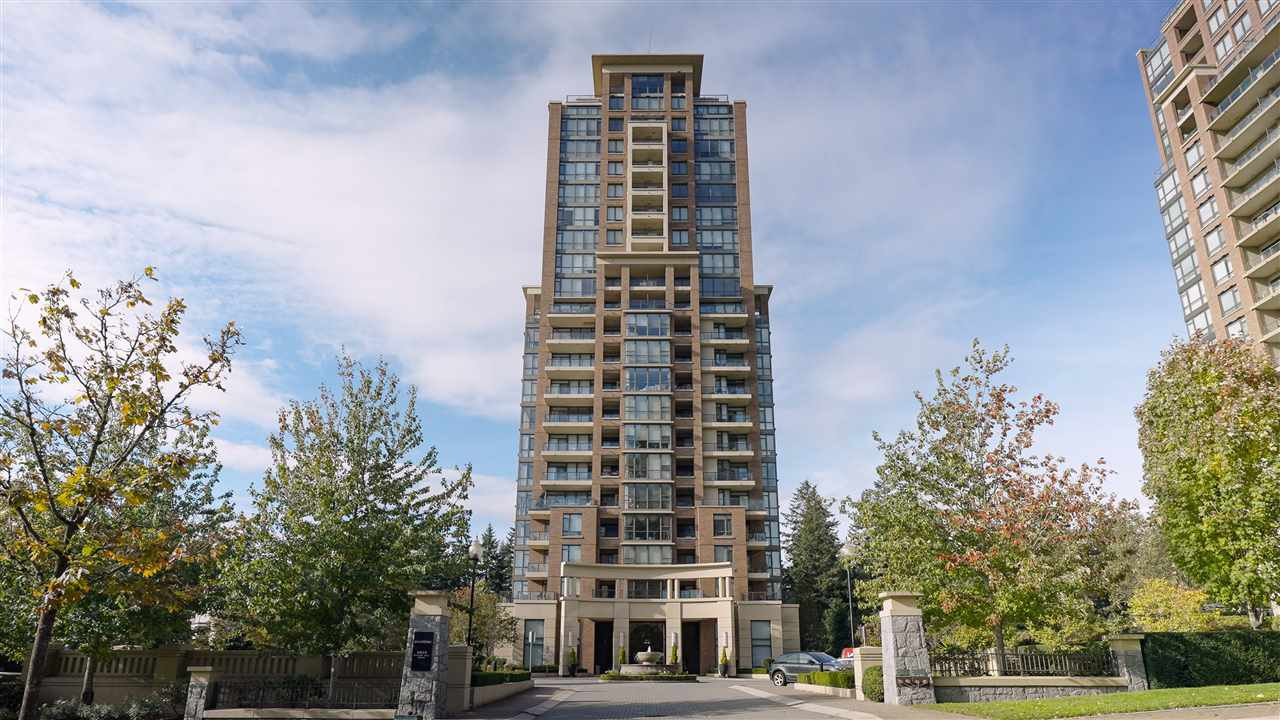 "Main Photo: 402 6823 STATION HILL Drive in Burnaby: South Slope Condo for sale in ""BELVEDERE"" (Burnaby South)  : MLS®# R2509320"