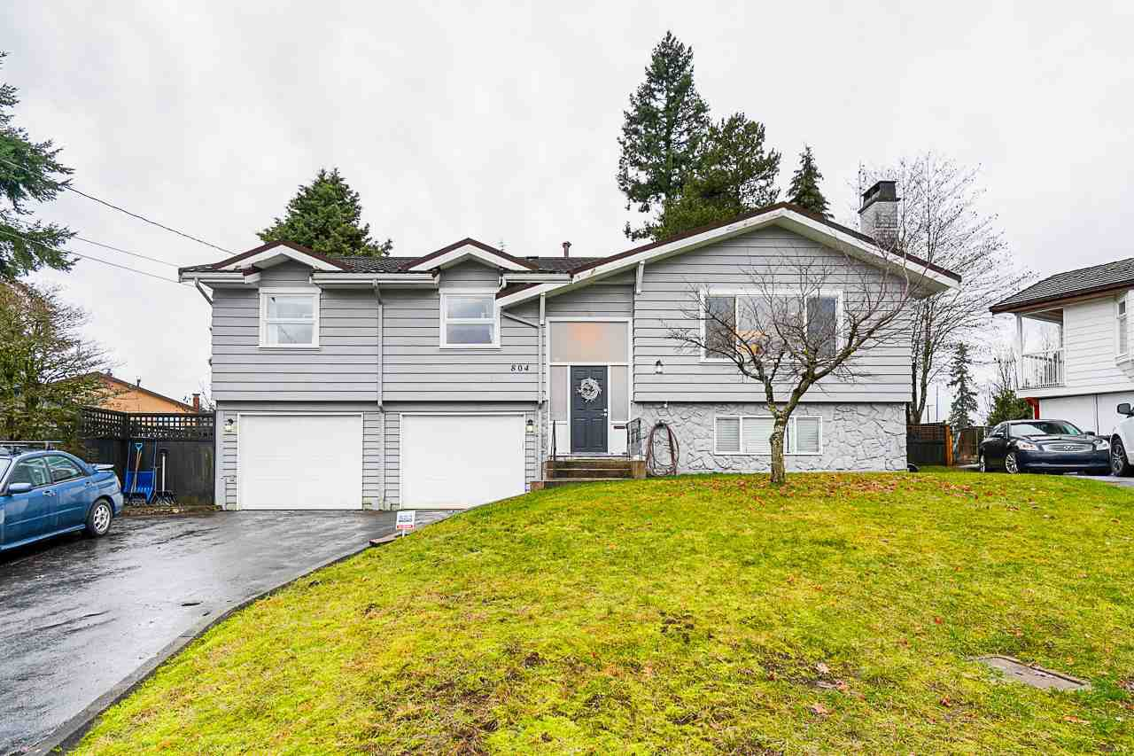 "Main Photo: 804 CORNELL Avenue in Coquitlam: Coquitlam West House for sale in ""Coquitlam West"" : MLS®# R2528295"