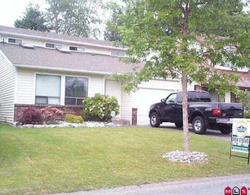 "Main Photo: 15529 90A AV in Surrey: Fleetwood Tynehead House for sale in ""BERHSIRE PARK"" : MLS®# F2510100"