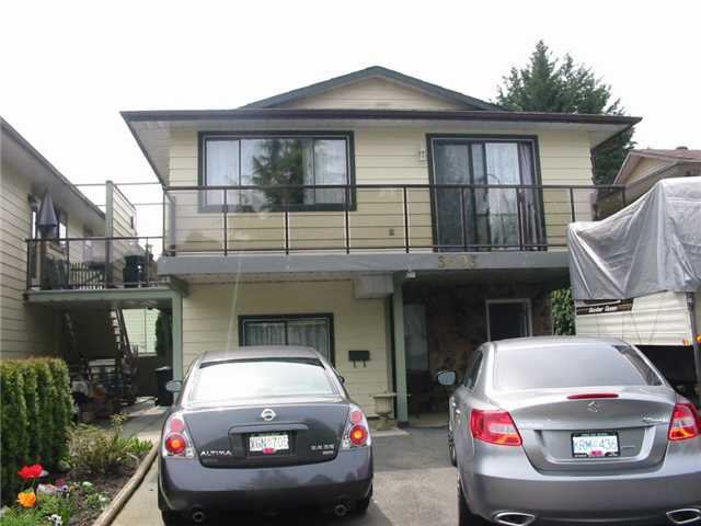 """Main Photo: 3503 INVERNESS Street in Port Coquitlam: Lincoln Park PQ House for sale in """"LINCOLN PARK"""" : MLS®# V888641"""