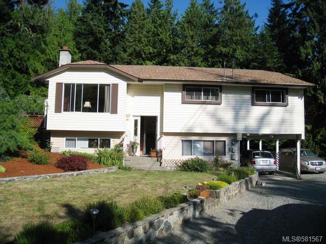 Main Photo: 3619 Wendy Pl in COBBLE HILL: ML Cobble Hill House for sale (Malahat & Area)  : MLS®# 581567