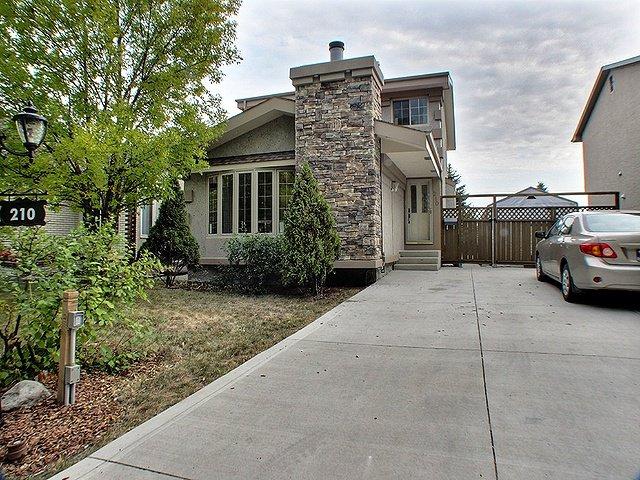 Main Photo: 210 Vince Leah Drive in Winnipeg: Residential for sale (North West Winnipeg)  : MLS®# 1220078