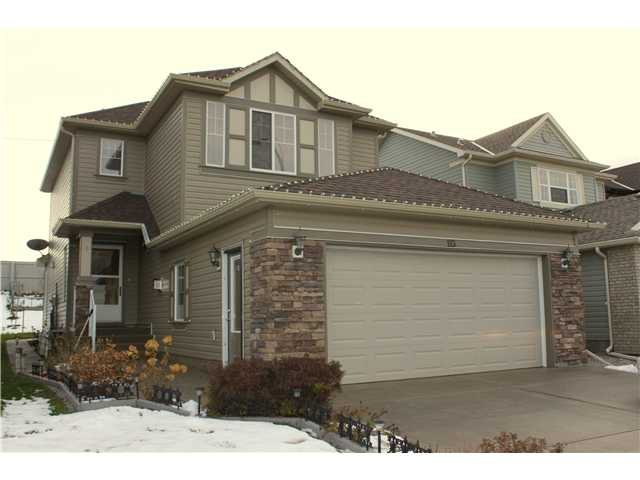 Main Photo: 113 CIMARRON GROVE Close: Okotoks Residential Detached Single Family for sale : MLS®# C3591309