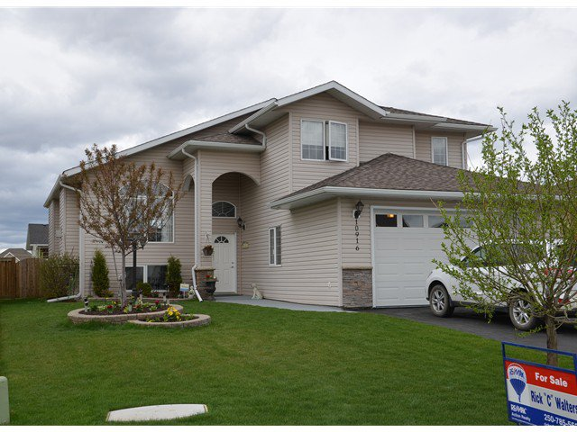 "Main Photo: 10916 86A Street in Fort St. John: Fort St. John - City NE House for sale in ""WHISPERING WINDS"" (Fort St. John (Zone 60))  : MLS®# N236252"