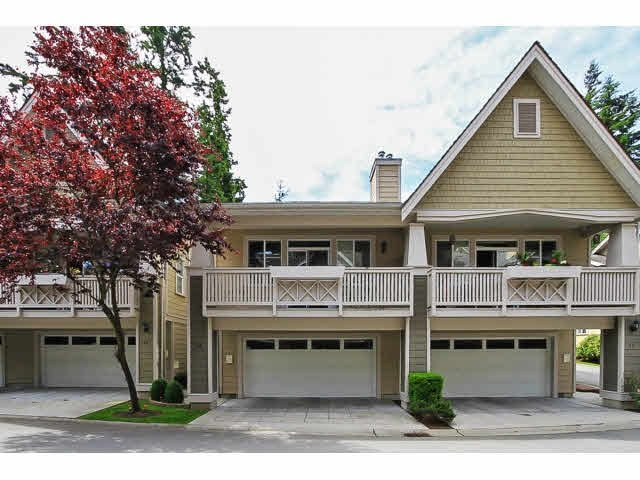 "Main Photo: 44 2588 152ND Street in Surrey: King George Corridor Townhouse for sale in ""WOODGROVE"" (South Surrey White Rock)  : MLS®# F1414709"