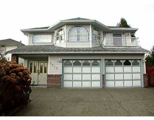Main Photo: 3869 TORONTO ST in Port_Coquitlam: Oxford Heights House for sale (Port Coquitlam)  : MLS®# V369936