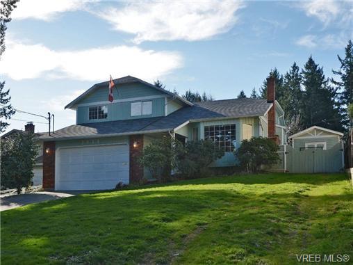 Main Photo: 2939 Glen Lake Rd in VICTORIA: La Glen Lake House for sale (Langford)  : MLS®# 692781