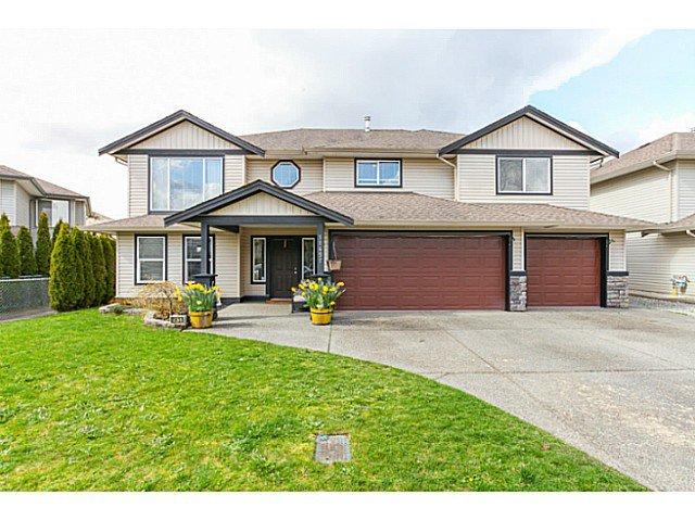 "Main Photo: 11457 CREEKSIDE Street in Maple Ridge: Cottonwood MR House for sale in ""GILKER HILL"" : MLS®# V1112962"