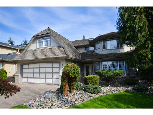 "Main Photo: 1648 SPYGLASS Crescent in Tsawwassen: Cliff Drive House for sale in ""Imperial Village"" : MLS®# V1114197"