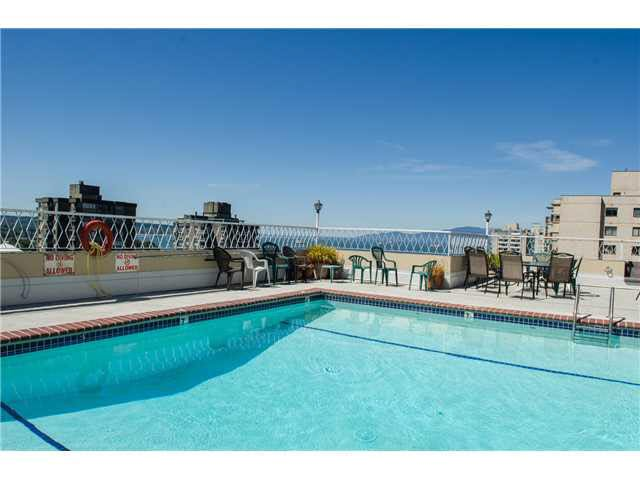 "Main Photo: 1203 1100 HARWOOD Street in Vancouver: West End VW Condo for sale in ""MARTINIQUE"" (Vancouver West)  : MLS®# V1136794"
