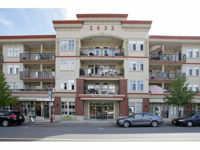 "Main Photo: 102 2632 PAULINE Street in Abbotsford: Central Abbotsford Condo for sale in ""Yale Crossing"" : MLS®# F1450210"