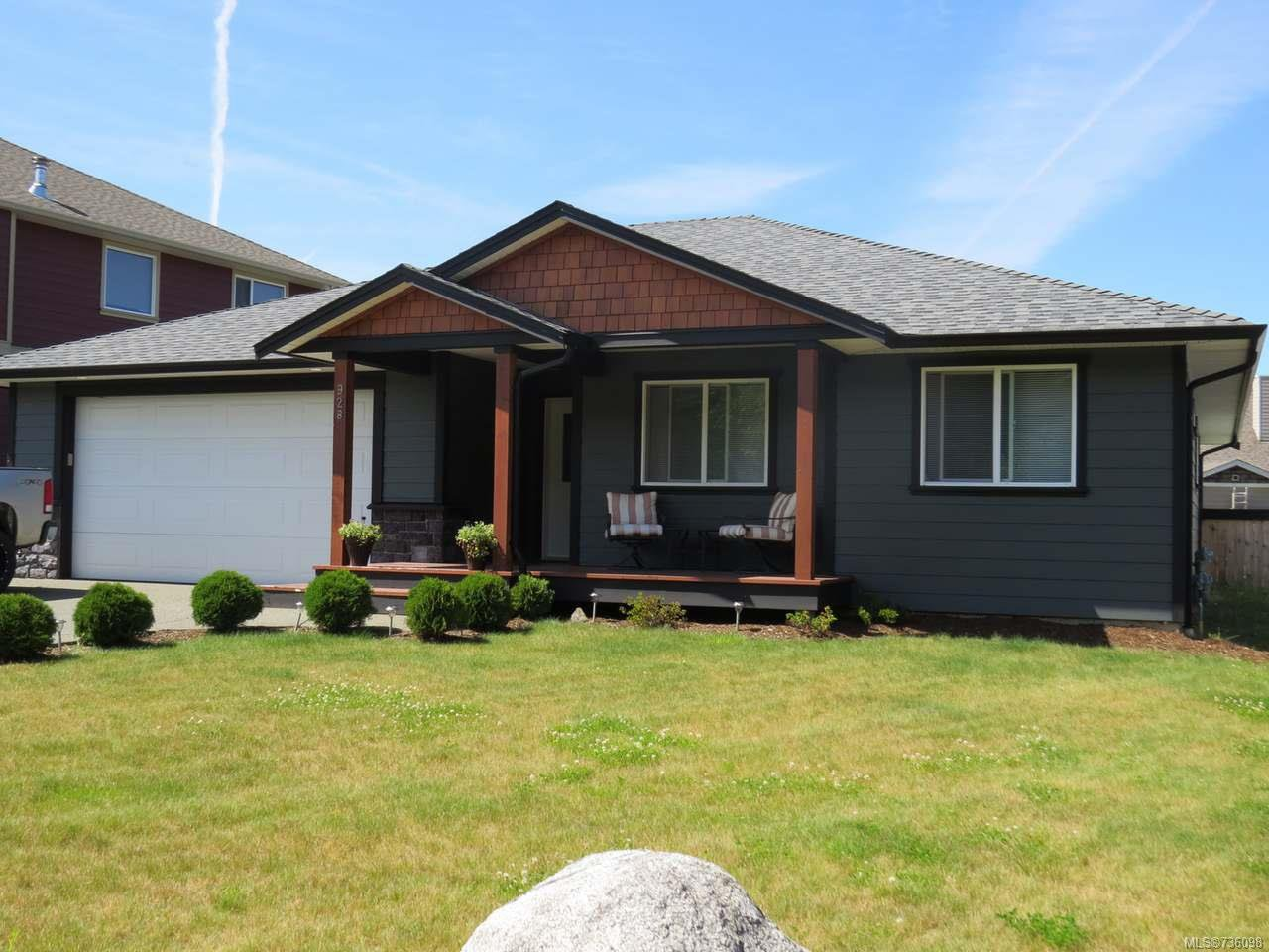 Main Photo: 928 ERICKSON ROAD in CAMPBELL RIVER: CR Willow Point House for sale (Campbell River)  : MLS®# 736098