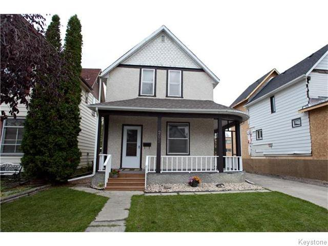Main Photo: 209 Thomas Berry Street in Winnipeg: St Boniface Residential for sale (2A)  : MLS®# 1627237
