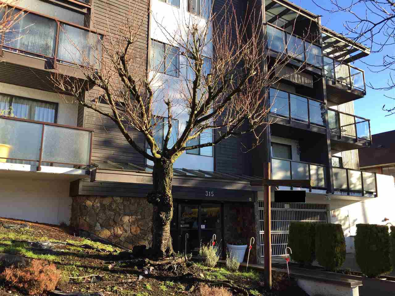 """Main Photo: 209 315 TENTH Street in New Westminster: Uptown NW Condo for sale in """"SPRINGBOK"""" : MLS®# R2140023"""