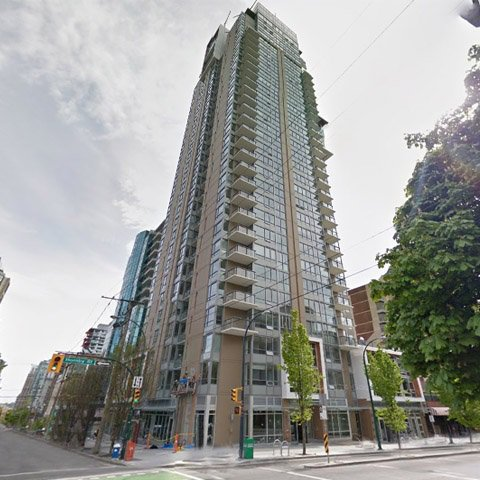 """Main Photo: 2907 1308 HORNBY Street in Vancouver: Downtown VW Condo for sale in """"SALT"""" (Vancouver West)  : MLS®# R2168299"""