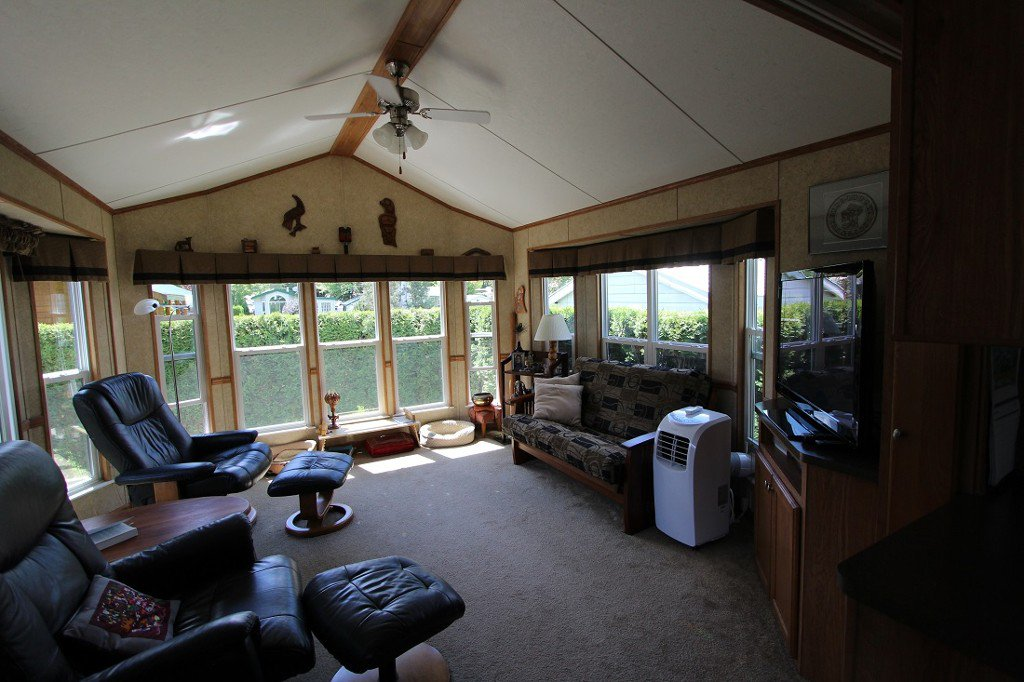 Main Photo: 281 3980 Squilax Anglemont Ropad in Scotch Creek: Manufactured Home for sale : MLS®# 10137004