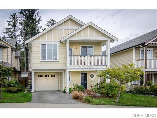 Main Photo: 972 Cavalcade Terrace in VICTORIA: La Florence Lake Residential for sale (Langford)  : MLS®# 370375