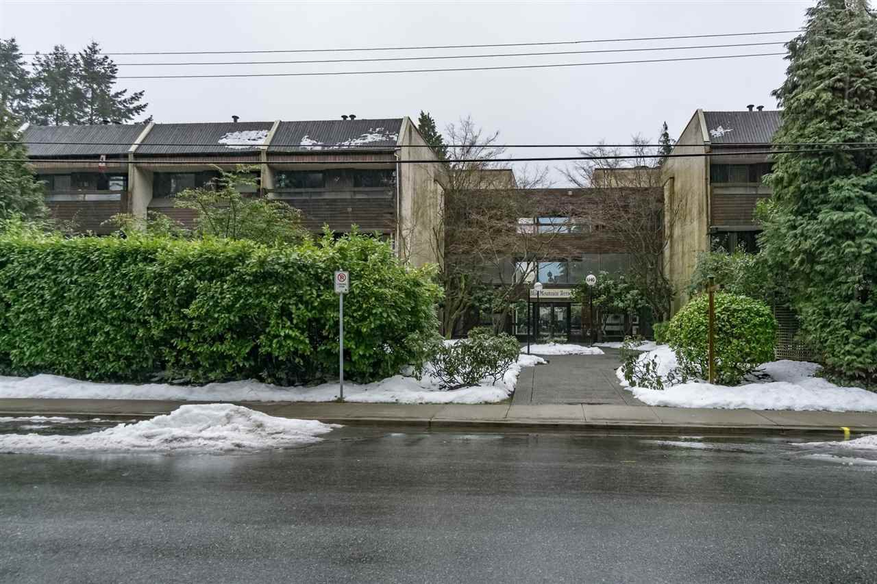 """Main Photo: 118 1040 KING ALBERT Street in Coquitlam: Central Coquitlam Condo for sale in """"Blue Mountain Terrace"""" : MLS®# R2243195"""
