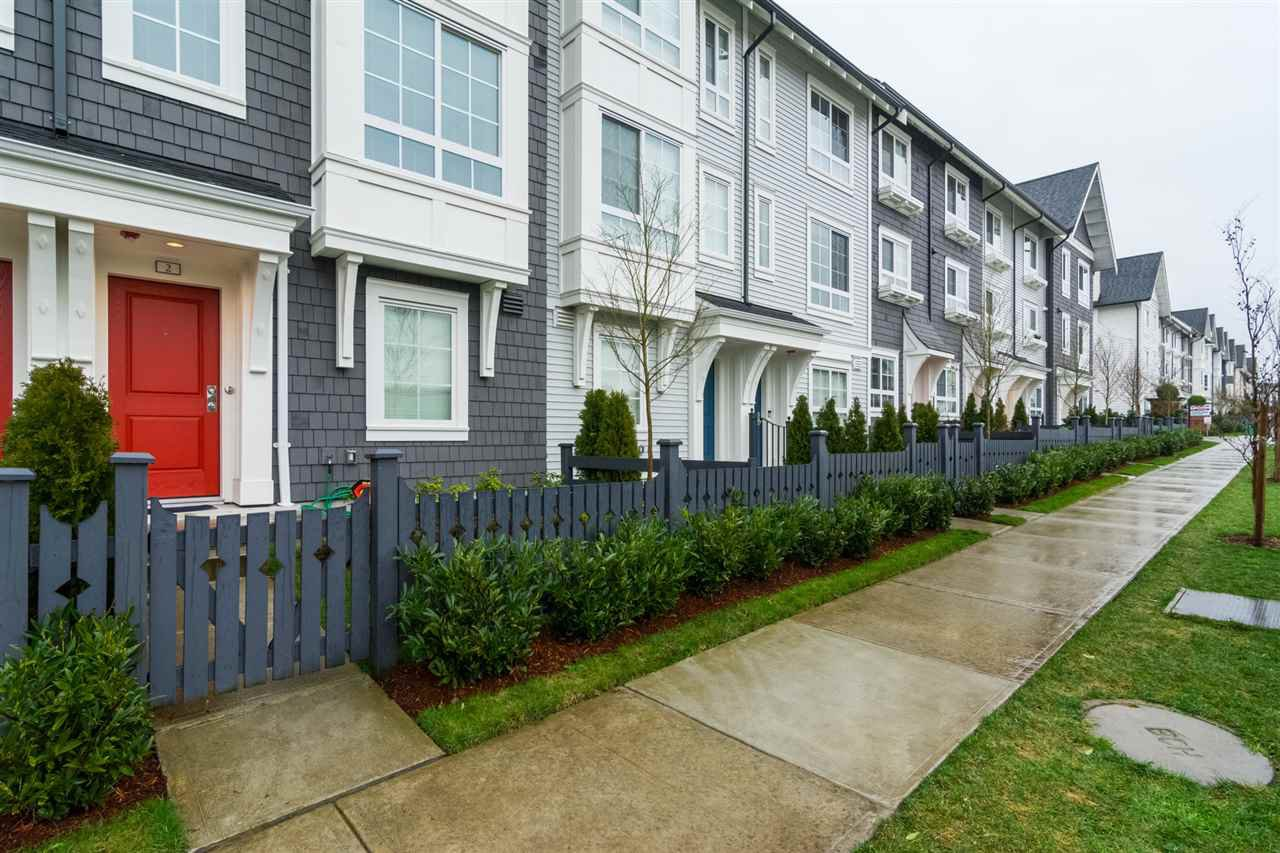 """Main Photo: 2 8476 207A Street in Langley: Willoughby Heights Townhouse for sale in """"YORK By Mosaic"""" : MLS®# R2244796"""