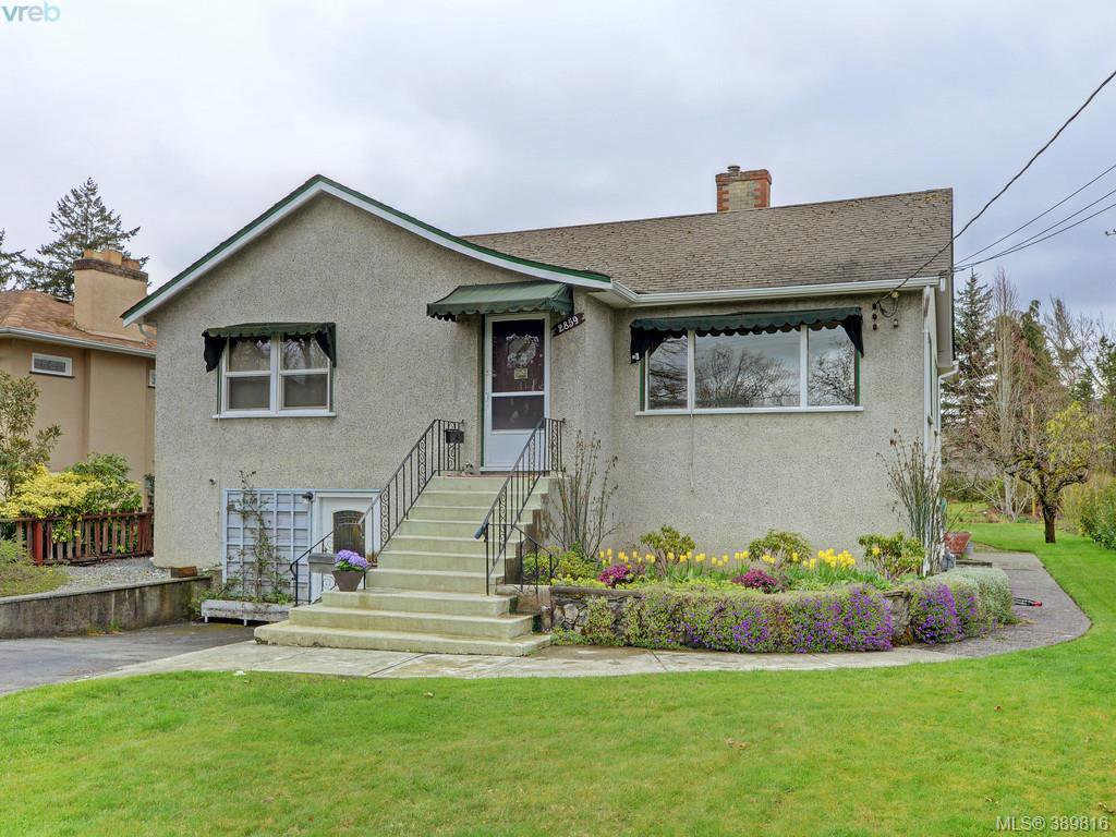 Main Photo: 2859 Colquitz Ave in VICTORIA: SW Gorge Single Family Detached for sale (Saanich West)  : MLS®# 783499