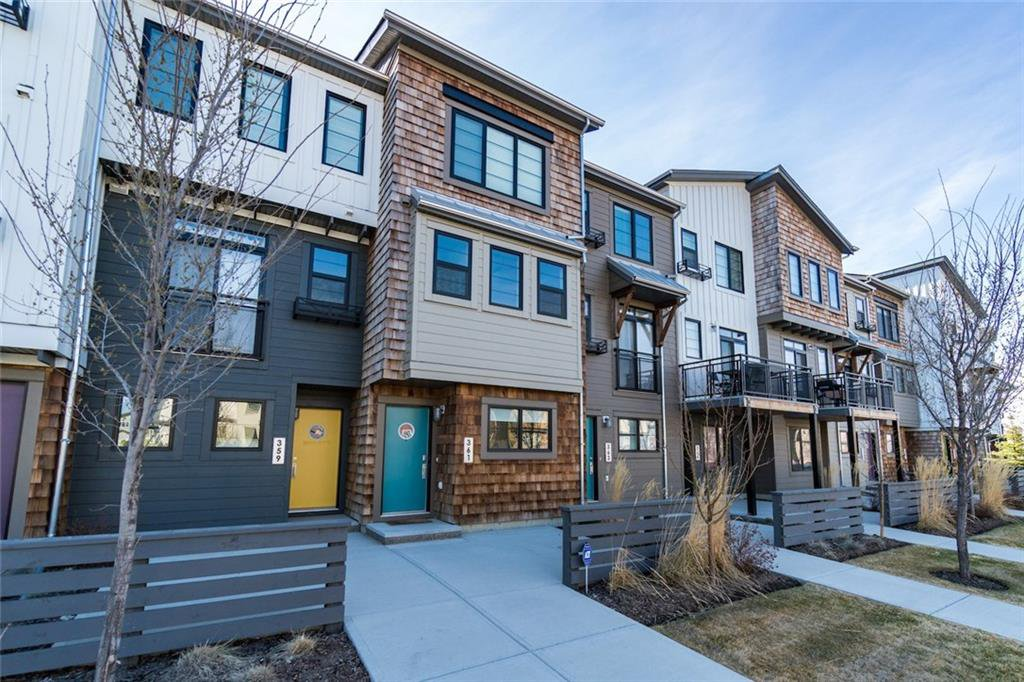 Main Photo: 361 WALDEN Drive SE in Calgary: Walden House for sale : MLS®# C4182635