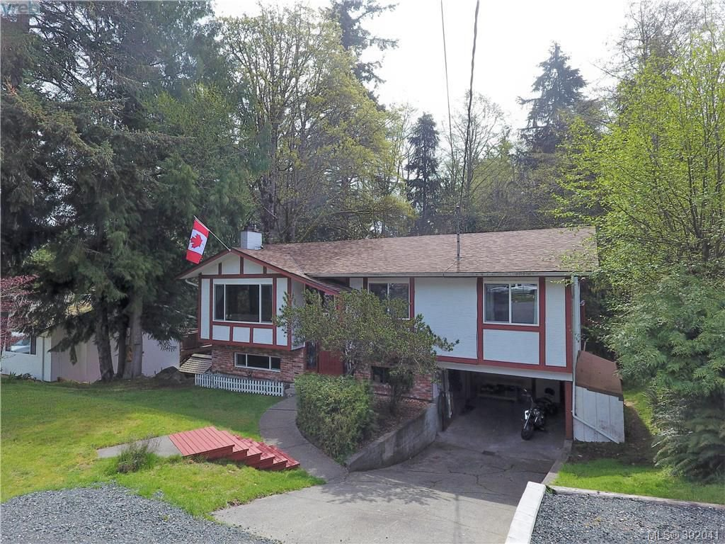 Main Photo: 2391 N French Road in SOOKE: Sk Broomhill Single Family Detached for sale (Sooke)  : MLS®# 392041