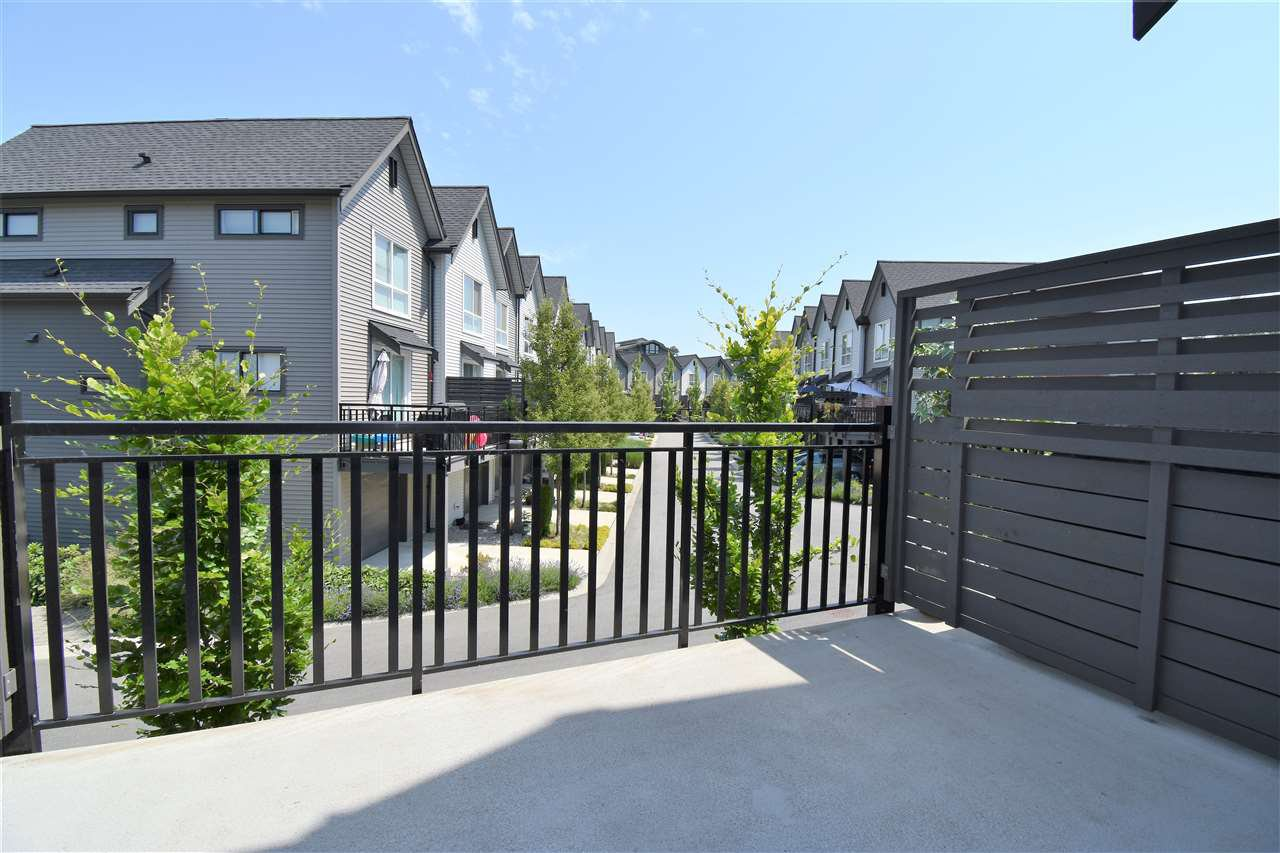 "Photo 16: Photos: 9 2325 RANGER Lane in Port Coquitlam: Riverwood Townhouse for sale in ""Fremont Blue"" : MLS®# R2280010"