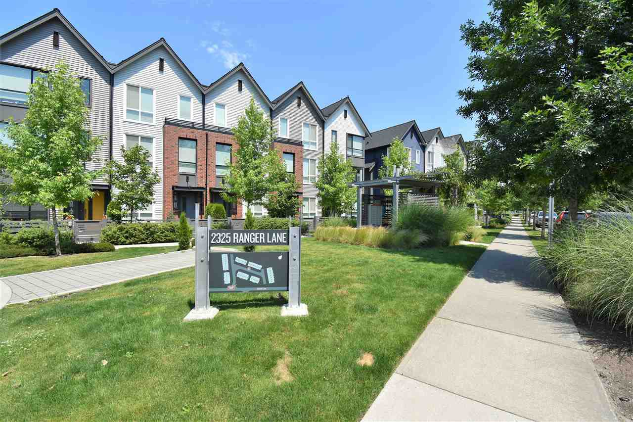 "Photo 1: Photos: 9 2325 RANGER Lane in Port Coquitlam: Riverwood Townhouse for sale in ""Fremont Blue"" : MLS®# R2280010"