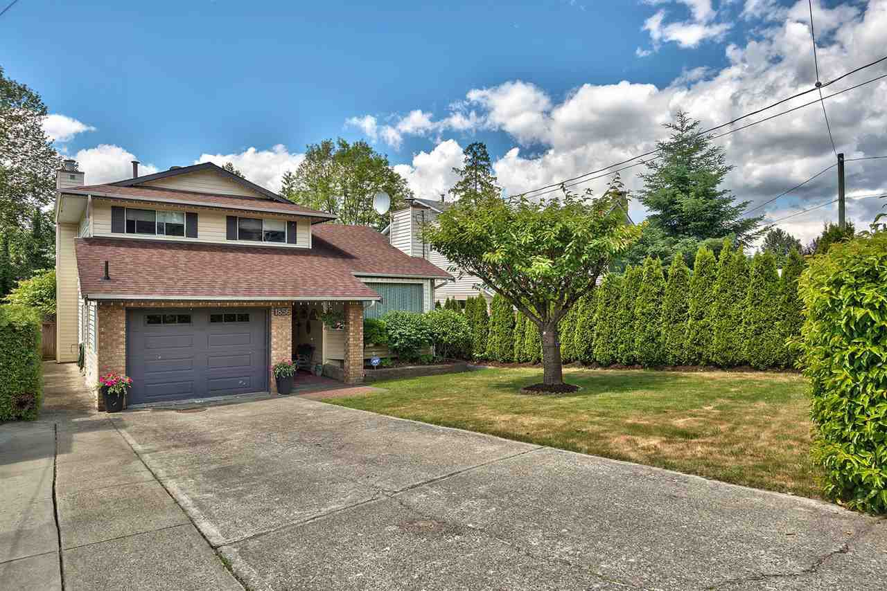 "Main Photo: 1856 BRUNETTE Avenue in Coquitlam: Cape Horn House for sale in ""12772"" : MLS®# R2295131"