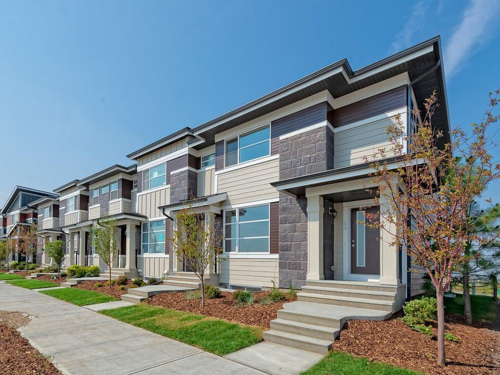 Main Photo: 60 SKYVIEW Circle NE in Calgary: Skyview Ranch Row/Townhouse for sale : MLS®# C4200802