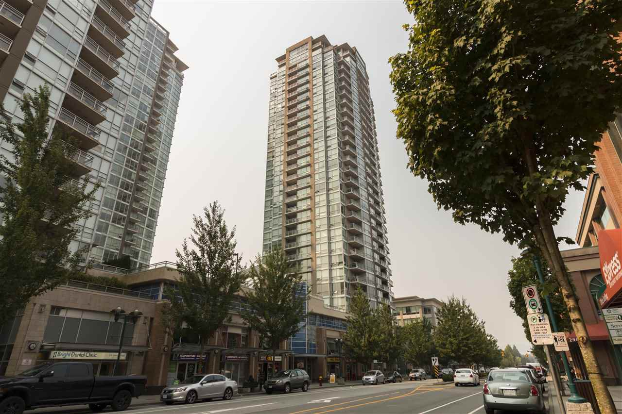 "Main Photo: 3008 2968 GLEN Drive in Coquitlam: North Coquitlam Condo for sale in ""Grand Central 2 by Intergulf"" : MLS®# R2313756"