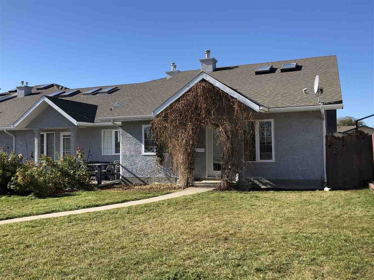 Main Photo: 5628 52 Street: Wetaskiwin Attached Home for sale : MLS®# E4142312