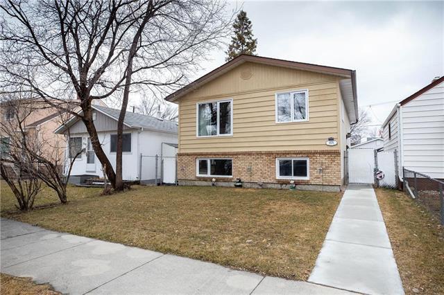 Main Photo: 871 Beach Avenue in Winnipeg: East Elmwood Residential for sale (3B)  : MLS®# 1909033