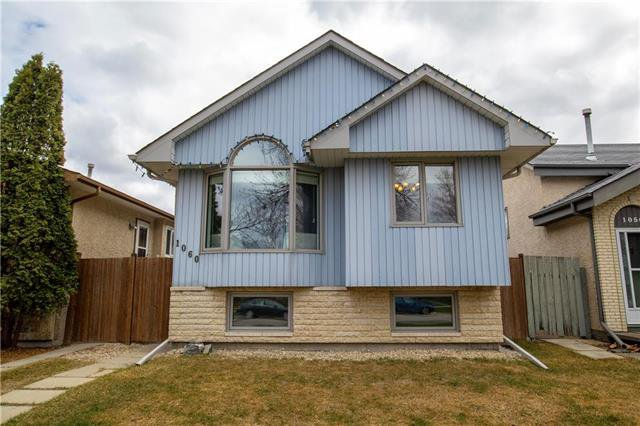 Main Photo: 1060 Kildare Avenue East in Winnipeg: Canterbury Park Residential for sale (3M)  : MLS®# 1911188