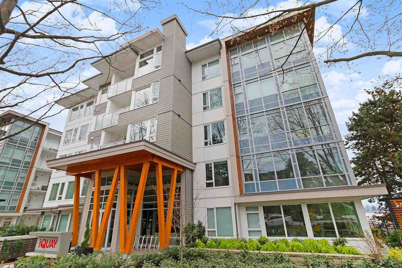 Main Photo: 306 277 W 1ST Street in North Vancouver: Lower Lonsdale Condo for sale : MLS®# R2396570