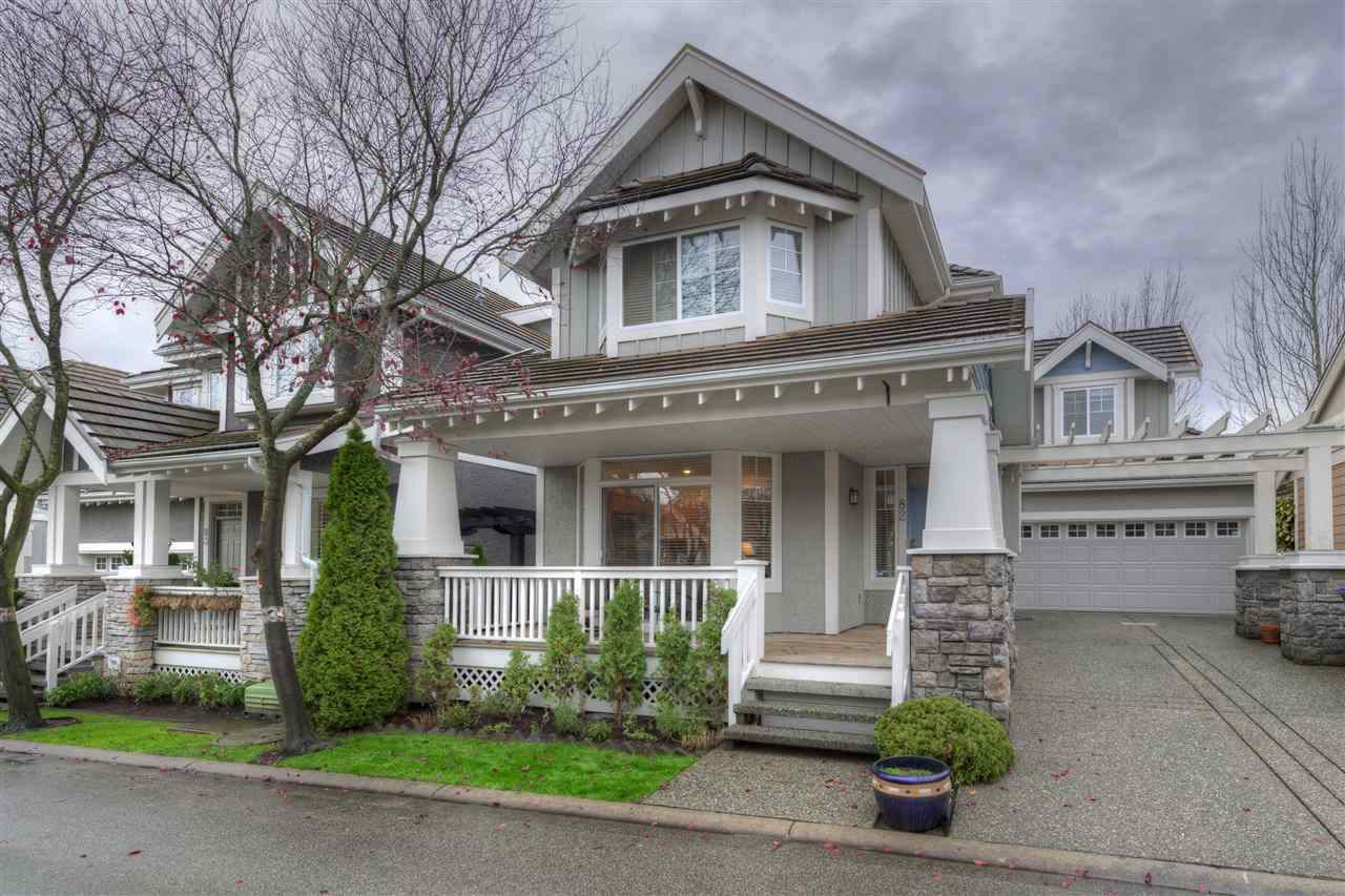 "Main Photo: 82 15288 36TH Avenue in Surrey: Morgan Creek Townhouse for sale in ""Cambria"" (South Surrey White Rock)  : MLS®# R2421816"